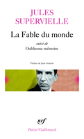 Couverture de La fable du monde