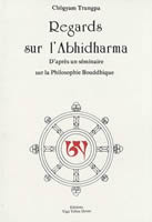 Couverture de Regards sur l'Abhidharma